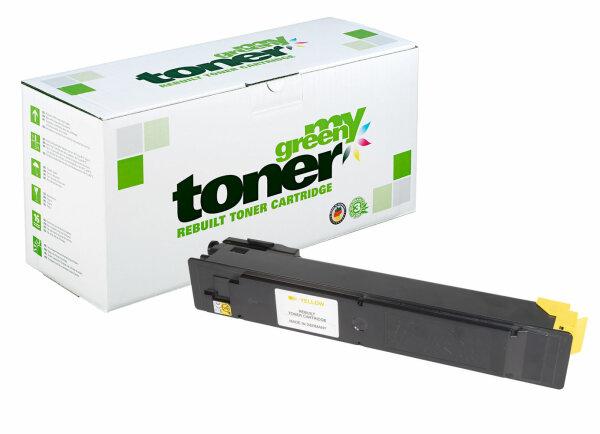Rebuilt Toner Kartusche für: Kyocera TK-5195Y / 1T02R4ANL0 7000 Seiten