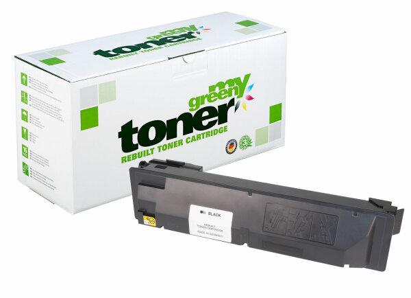 Rebuilt Toner Kartusche für: Kyocera TK-5205K / 1T02R50NL0 18000 Seite