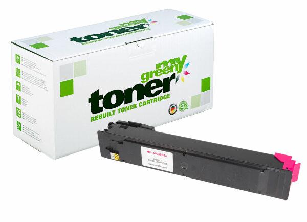 Rebuilt Toner Kartusche für: Kyocera TK-5205M / 1T02R5BNL0 12000 Seite