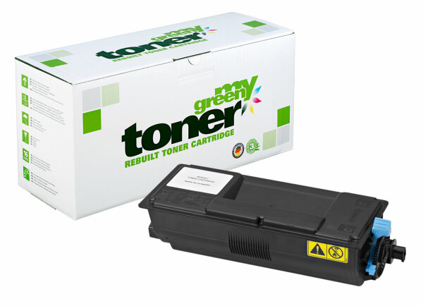 Rebuilt Toner Kartusche für: Kyocera TK-3160 / 1T02T90NL0 25000 Seiten