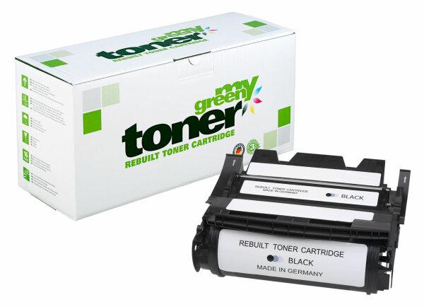 Rebuilt Toner Kartusche für: Lexmark 595-10002 / R0136 / 75P4302 / 75P