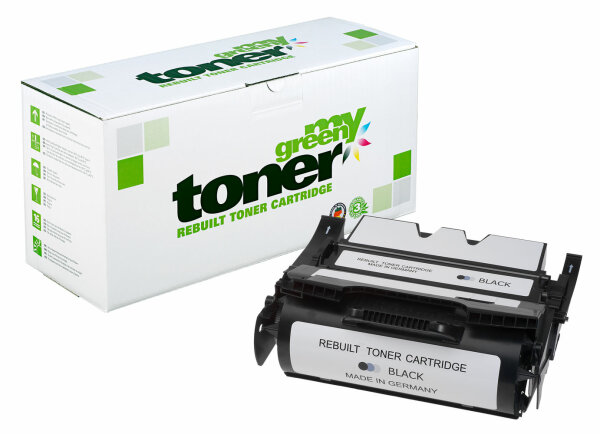 Rebuilt Toner Kartusche für: Lexmark 595-10013 / UD314 / 75P6960 / 75P