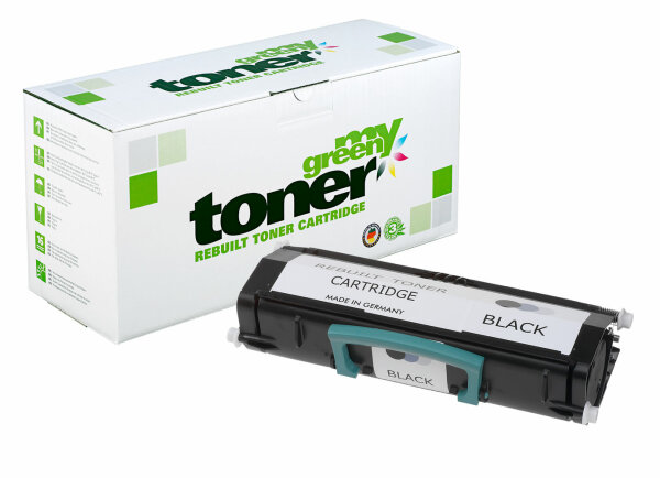 Rebuilt Toner Kartusche für: Lexmark 0X463X11G / 0X463X21G 15000 Seite