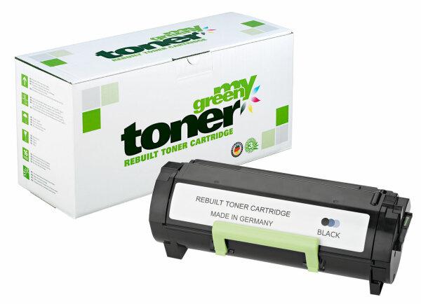 Rebuilt Toner Kartusche für: Lexmark 50F2H00 / 502H 5000 Seiten