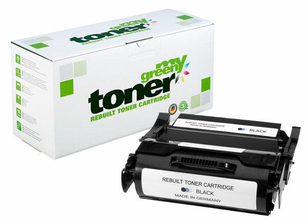 Rebuilt Toner Kartusche für: Lexmark 593-11049 / F362T / 39V2513 / 39V