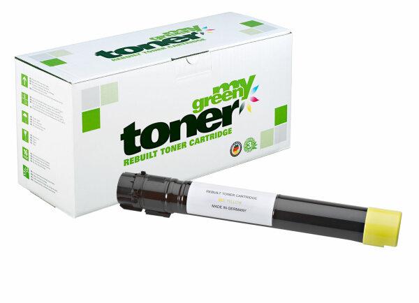 Rebuilt Toner Kartusche für: Lexmark C950X2YG 22000 Seiten