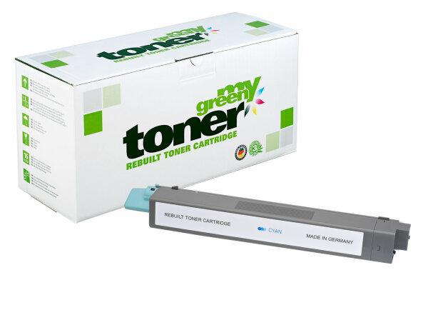 Rebuilt Toner Kartusche für: Lexmark C925H2CG 7500 Seiten