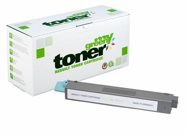 Rebuilt Toner Kartusche für: Lexmark C925H2YG 7500 Seiten