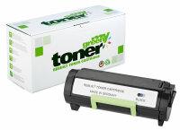 Rebuilt Toner Kartusche für: Lexmark 51B2X00 20000...
