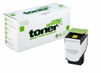 Rebuilt Toner Kartusche für: Lexmark 71B20Y0 2300...