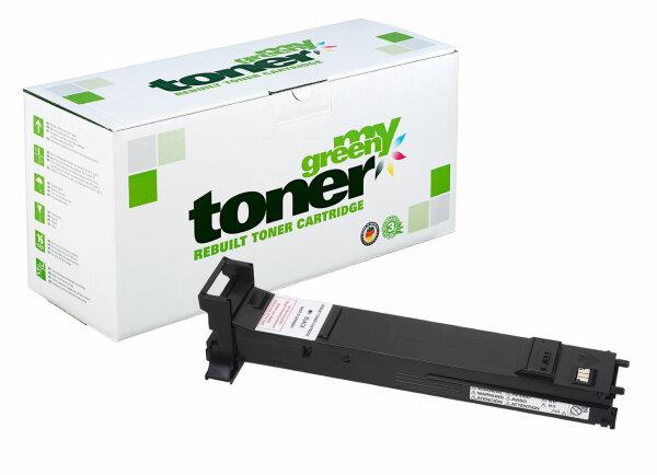 Rebuilt Toner Kartusche für: Minolta A0DK152 8000 Seiten