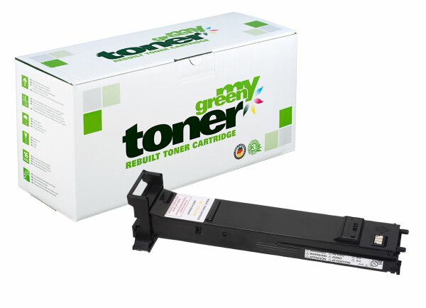 Rebuilt Toner Kartusche für: Minolta A0DK252 8000 Seiten