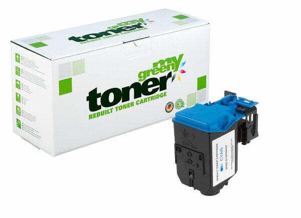 Rebuilt Toner Kartusche für: Minolta A0X5450 / TNP-18 C 6000 Seiten