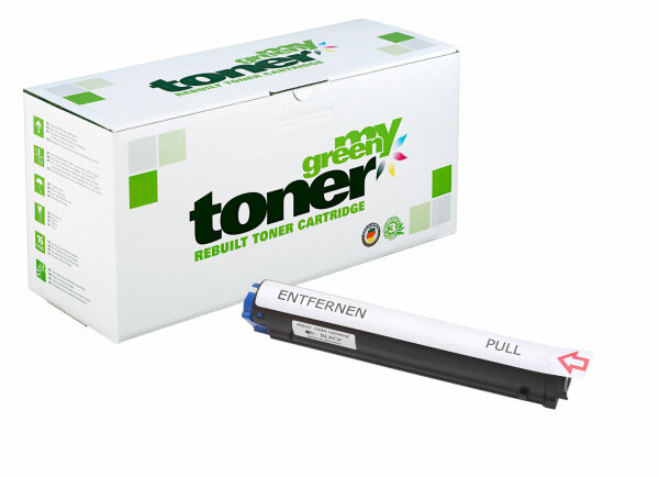 Rebuilt Toner Kartusche für: Oki 43502302 3000 Seiten