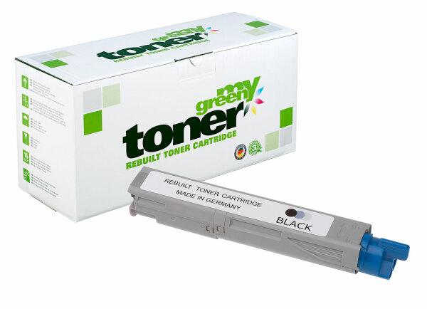 Rebuilt Toner Kartusche für: Oki 43459332 / B0681 2500 Seiten