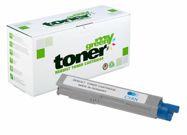 Rebuilt Toner Kartusche für: Oki 43459331 / B0888 2500 Seiten