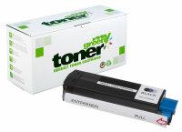 Rebuilt Toner Kartusche für: Oki 42127408 / 42804516...