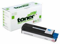 Rebuilt Toner Kartusche für: Oki 42127407 / 42804515...