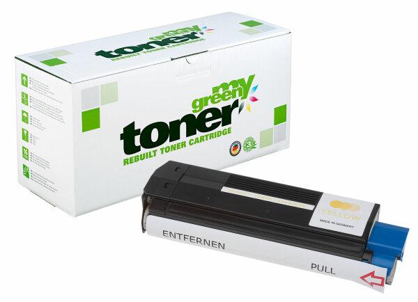 Rebuilt Toner Kartusche für: Oki 42127405 / 42804513 5000 Seiten