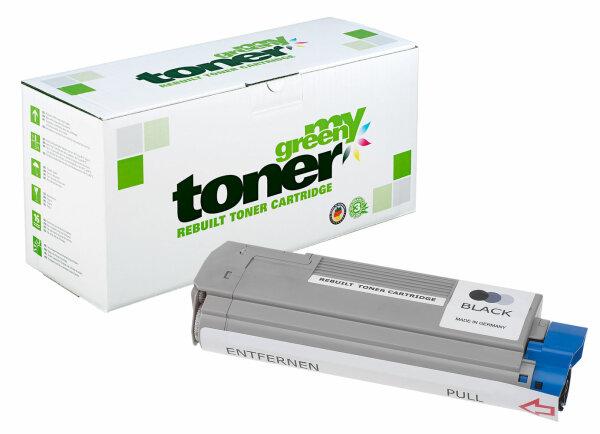 Rebuilt Toner Kartusche für: Oki 43324408 8000 Seiten