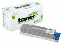 Rebuilt Toner Kartusche für: Oki 43381907 8000 Seiten