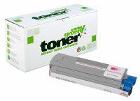 Rebuilt Toner Kartusche für: Oki 43381906 8000 Seiten
