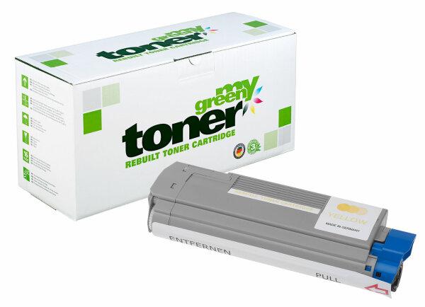 Rebuilt Toner Kartusche für: Oki 43381905 8000 Seiten