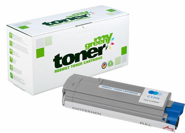 Rebuilt Toner Kartusche für: Oki 43324423 8000 Seiten