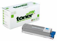 Rebuilt Toner Kartusche für: Oki 43865723 8000 Seiten