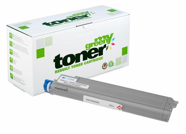 Rebuilt Toner Kartusche für: Oki 42918915 15000 Seiten