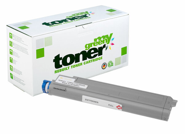 Rebuilt Toner Kartusche für: Oki 42918913 15000 Seiten