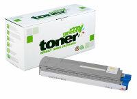 Rebuilt Toner Kartusche für: Oki 44059209 10000 Seiten