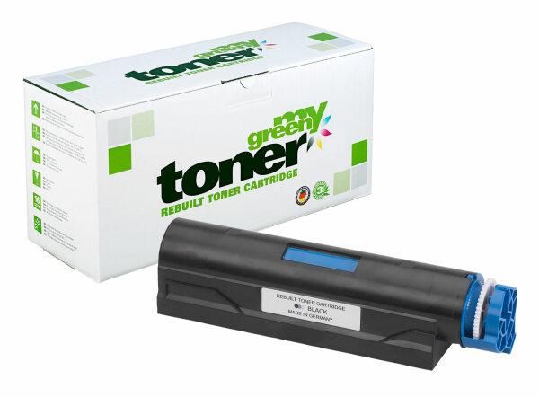 Rebuilt Toner Kartusche für: Oki 44574702 3000 Seiten