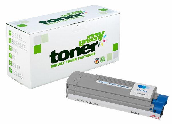 Rebuilt Toner Kartusche für: Oki 44315307 6000 Seiten