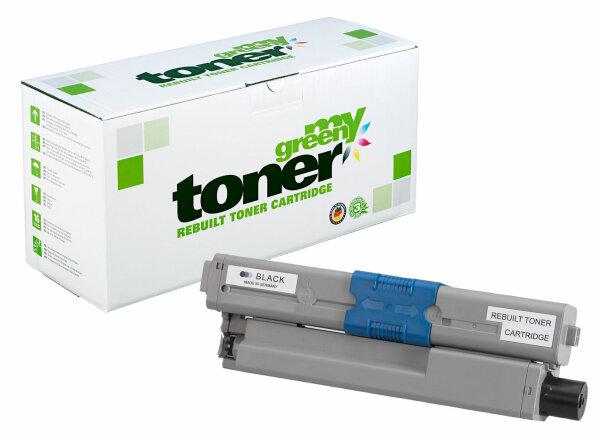 Rebuilt Toner Kartusche für: Oki 44973536 2200 Seiten