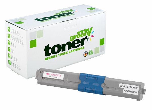 Rebuilt Toner Kartusche für: Oki 44973534 1500 Seiten