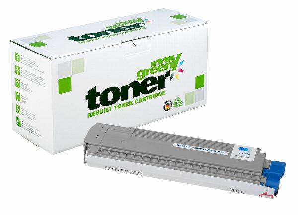 Rebuilt Toner Kartusche für: Oki 44643003 7300 Seiten