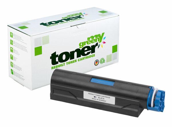Rebuilt Toner Kartusche für: Oki 44917602 12000 Seiten