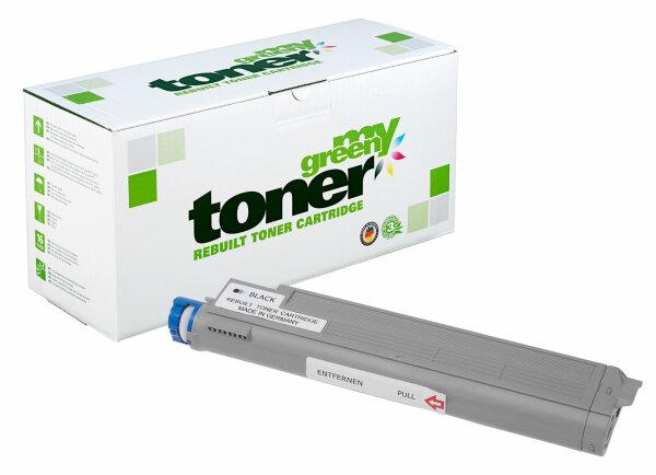 Rebuilt Toner Kartusche für: Oki 43837132 22500 Seiten