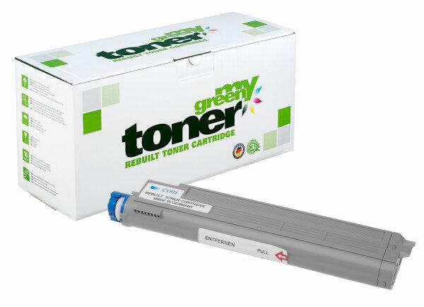 Rebuilt Toner Kartusche für: Oki 43837131 22000 Seiten