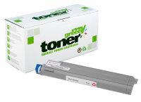 Rebuilt Toner Kartusche für: Oki 43837130 22000 Seiten