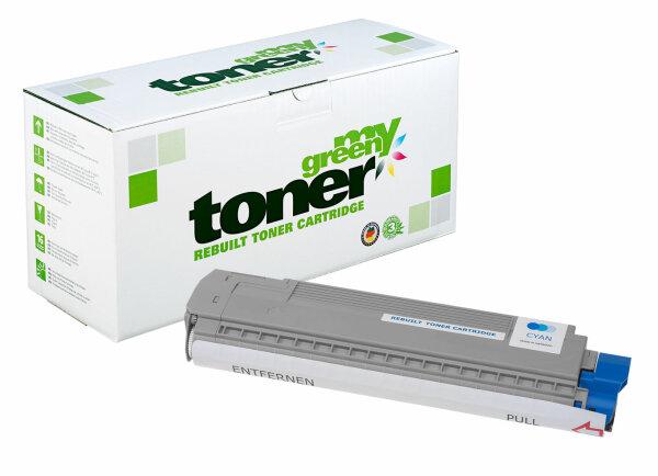 Rebuilt Toner Kartusche für: Oki 44844507 10000 Seiten