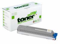 Rebuilt Toner Kartusche für: Oki 44059229 9000 Seiten