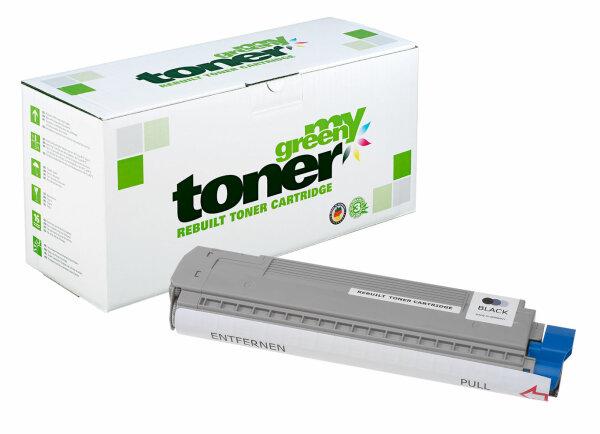 Rebuilt Toner Kartusche für: Oki 44059168 7000 Seiten