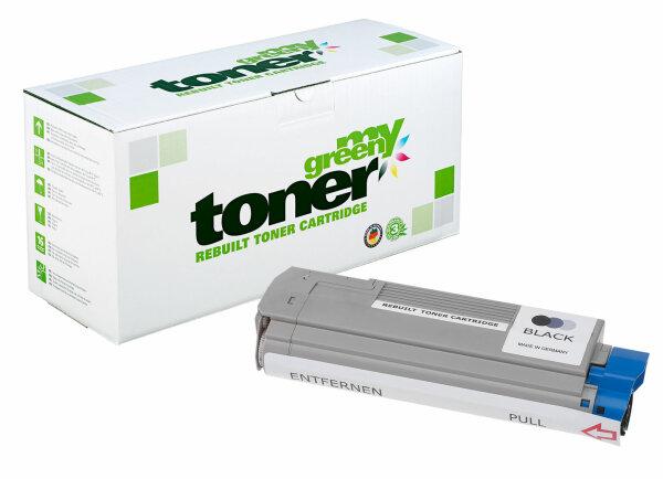 Rebuilt Toner Kartusche für: Oki 44315320 8000 Seiten