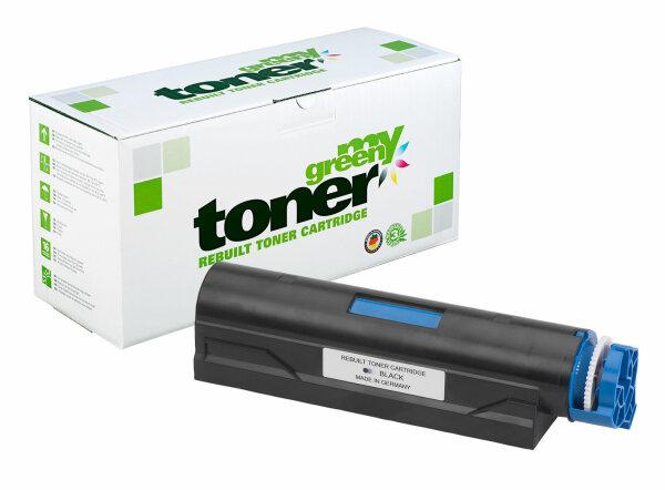 Rebuilt Toner Kartusche für: Oki 45807111 12000 Seiten