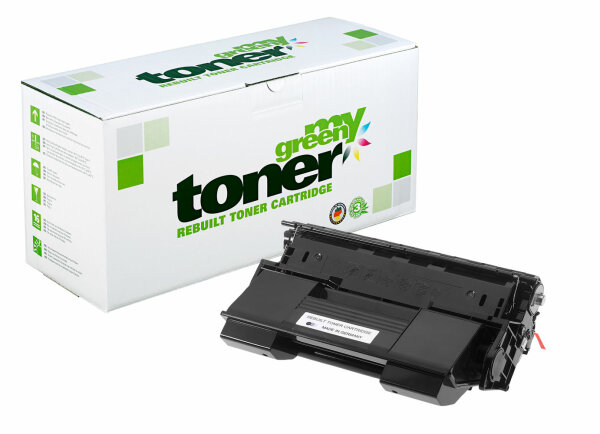 Rebuilt Toner Kartusche für: Oki 1279001 15000 Seiten