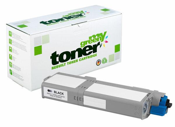 Rebuilt Toner Kartusche für: Oki 46490608 7000 Seiten