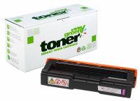 Rebuilt Toner Kartusche für: Ricoh 406481 6000 Seiten