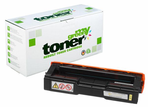 Rebuilt Toner Kartusche für: Ricoh 406482 6000 Seiten